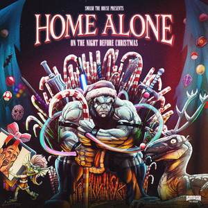 Home Alone (On the Night Before Christmas) album