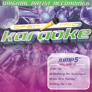 Karaoke Vol. 2 Jump5