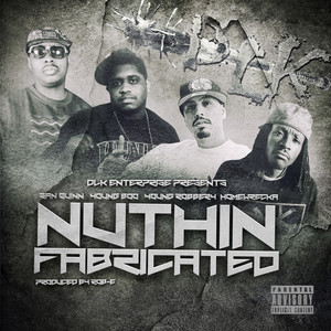 Nuthin Fabricated (feat. Young Robbery, Young Boo & Homewrecka) - Single