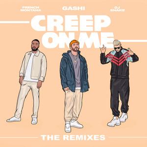 Creep On Me  - QUIX Remix cover art