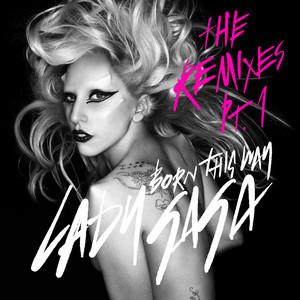 Born This Way (The Remixes Pt. 1) cover art