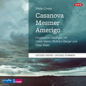 Casanova - Mesmer - Amerigo Audiobook