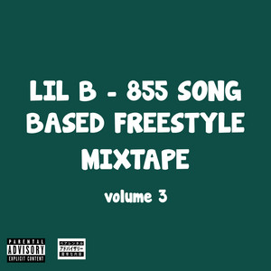 855 Song Based Freestyle Mixtape, Vol. 3