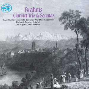 Clarinet Sonata No. 1 in F Minor, Op. 120 No. 1: I... cover art