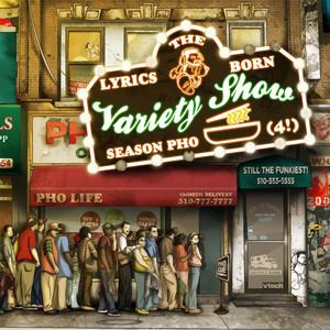 The Lyrics Born Variety Show Season 4
