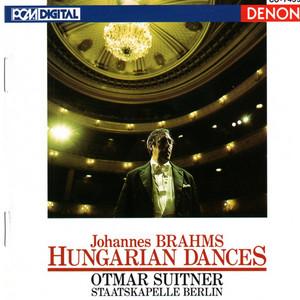 Hungarian Dance No. 1 in G Minor: Allegro molto by Johannes Brahms, Staatskapelle Berlin