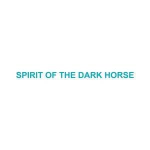 Spirit Of The Dark Horse by Goose