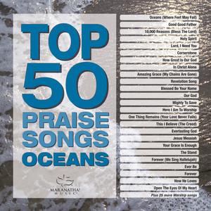 Top 50 Praise Songs - Oceans album