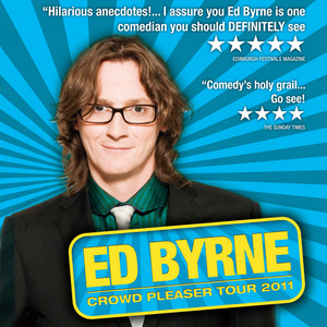 Ed Byrne tickets and 2021 tour dates