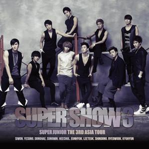 Super Show 3 (The 3rd Asia Tour Concert Album)