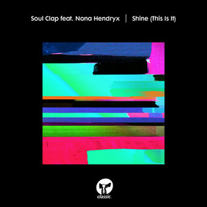 Shine (This Is It)  - Hot Toddy Marimba Message Vocal Mix cover art