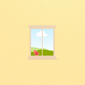 Heaven Falls / Fall on Me cover art