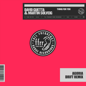 Thing For You (Agoria Drift Remix)