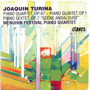 Piano Quartet, Op. 67: III. Andante cover art