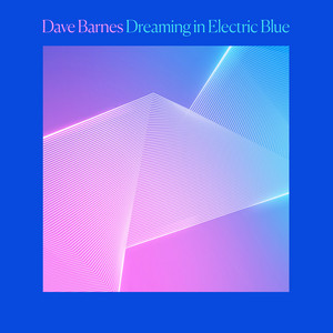 Dreaming in Electric Blue cover art
