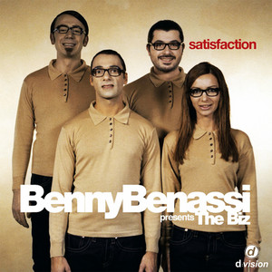 Satisfaction - Uk Radio Edit cover art