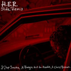 Slide (Remix) cover art