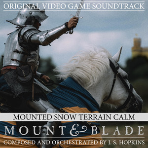 Mounted Snow Terrain Calm cover art