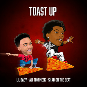 Toast Up cover art
