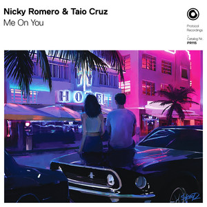 Nicky Romero & Taio Cruz – Me On You (Acapella)