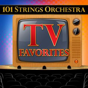 101 Strings Orchestra TV Favorites album