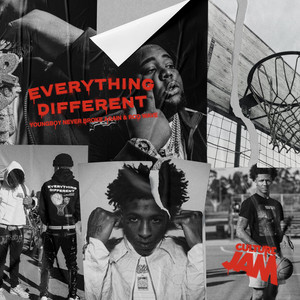 Everything Different by Culture Jam, YoungBoy Never Broke Again, Rod Wave
