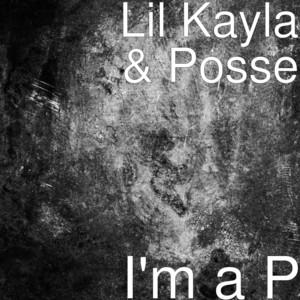 I'm a P cover art