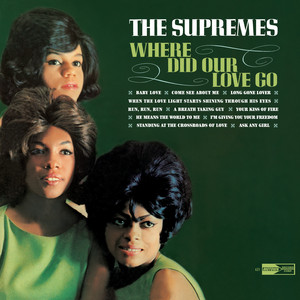Supremes – Baby Love (Studio Acapella)