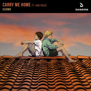 Carry Me Home (feat. Jake Reese) cover art