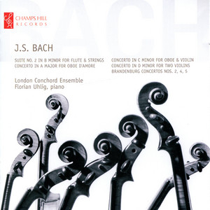 Birthday Cantata, BWV 208: Sheep May Safely Graze cover art