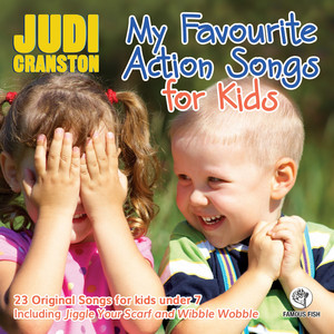 My Favourite Action Songs for Kids
