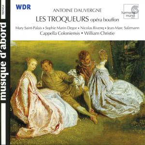 Les Troqueurs: Les Troqueurs: Ballet. Menuets I, II, III cover art