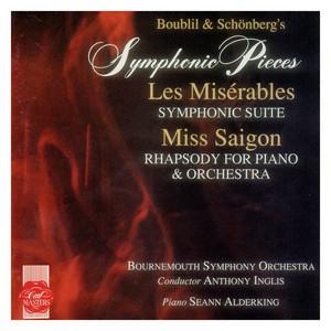 Symphonic Pieces from Les Misérables and Miss Saigon album
