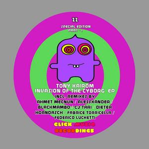 Invasion of the cyborg - Cj Tari Remix cover art