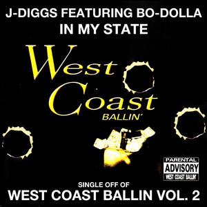 In My State: West Coast Ballin, Vol. 2