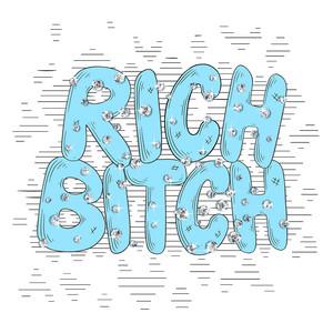 Rich Bitch cover art
