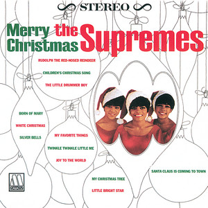 The Supremes – White Christmas (Studio Acapella)