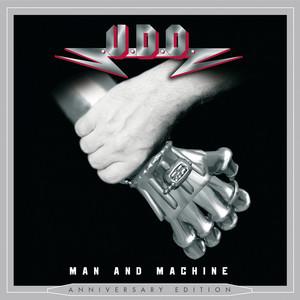 Man and Machine cover art