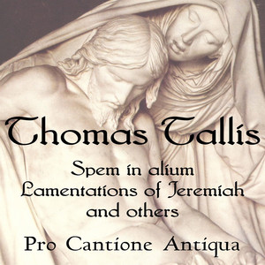Spem in Alium (Pro Cantione augmented) cover art