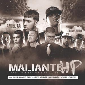 Maliante Hp (Remix) [feat. Anuel Aa, Farruko, Almighty, Darkiel, Bryant Myers, Nio Garcia & Noriel]