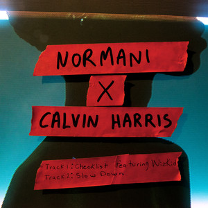 Normani With Calvin Harris Ft Wizkid – Checklist (Acapella)