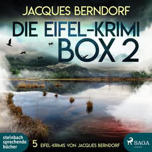 Die Eifel-Box 2 - 5 Eifel-Krimis von Jacques Berndorf Audiobook