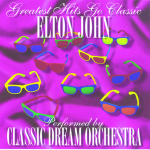 Elton John - Greatest Hits Go Classic album