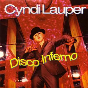 Cyndi Lauper – Disco Inferno (Acapella)