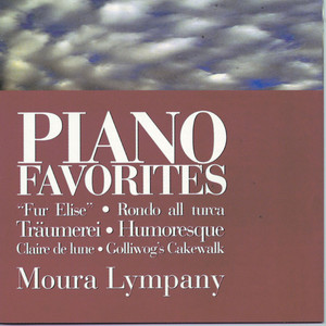 Melody in F Op. 3 No. 1 by Anton Rubinstein, Moura Lympany