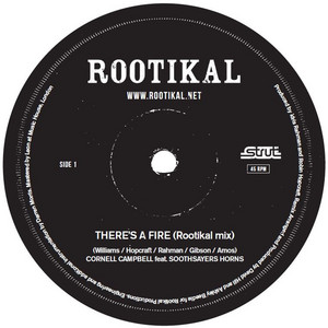 There's A Fire (Rootikal mixes)