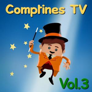 Comptines TV, vol. 3 - Comptines