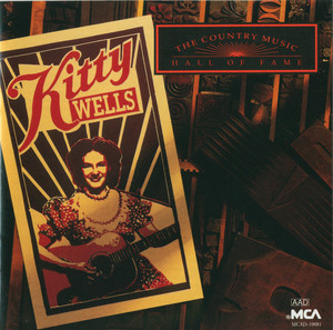 Country Music Hall Of Fame Series: Kitty Wells album
