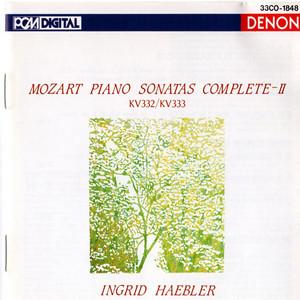 Piano Sonata in F Major, KV332: III. Allegro assai by Ingrid Haebler