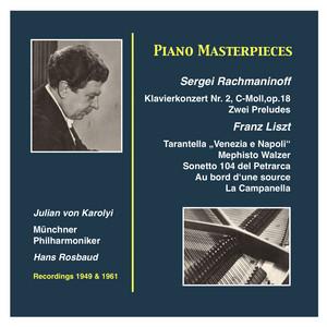 Klavierkonzert Nr. 2 c-Moll Op. 18: 3. Allegro scherzando (Auszug) (Das verflixte siebte Jahr): I. Moderato - Allegro